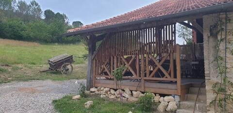 Appartement privé dans ferme Gasconne