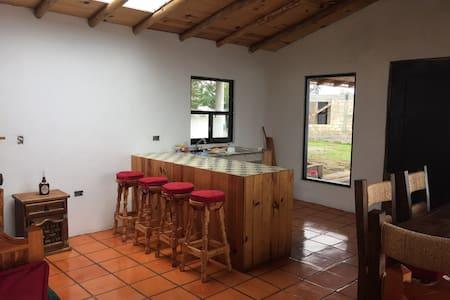 Cabanas Ex-Hacienda San Pedro Mexico