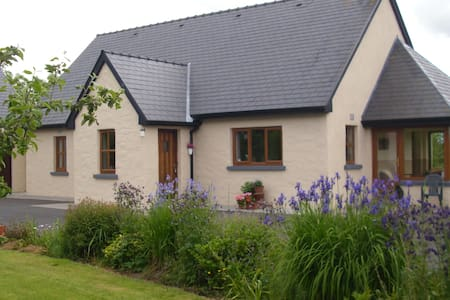 self catering cottage, on a farm .  - Ahascragh, ballinasloe - Chatka
