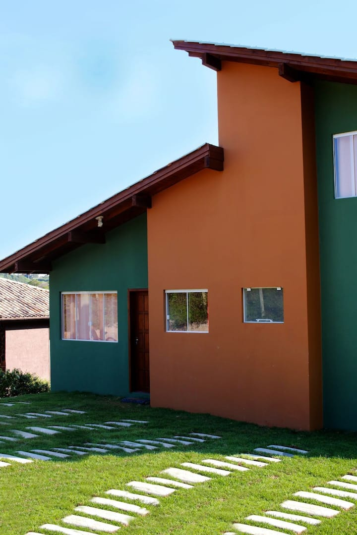Villa Aracê - Casa Ira (Praia do Rosa)