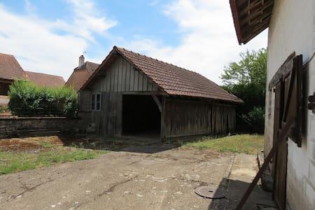 Chambre tout confort à la ferme - Pagny-le-Château - Gästhus