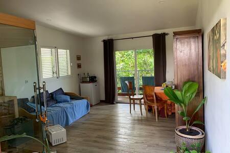 Bungalow  2 pièces de 48 m2 avec vue forêt