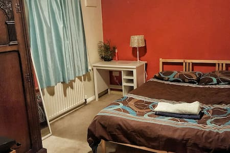 Double room close to City Centre with TV & WiFi - Newcastle upon Tyne - Rumah