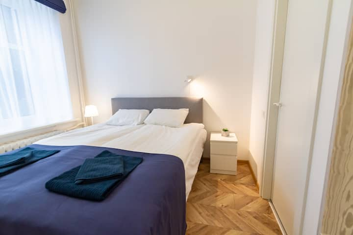 Hot Spot Vilnius Apartments - Standard Double Room No.1
