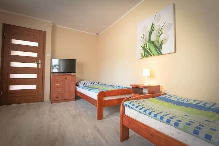 Domek - rodzinny 1+1+1 - Jastarnia - Apartment