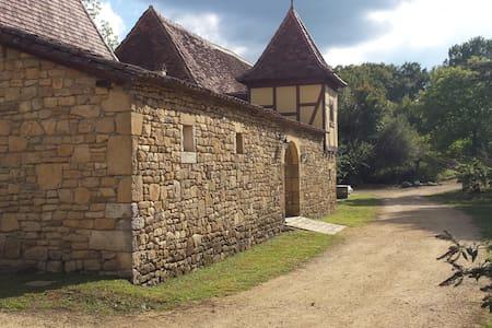 Propriété du XVIII sur 15 Hectares au calme - Saint-Sulpice-d'Excideuil - Hus