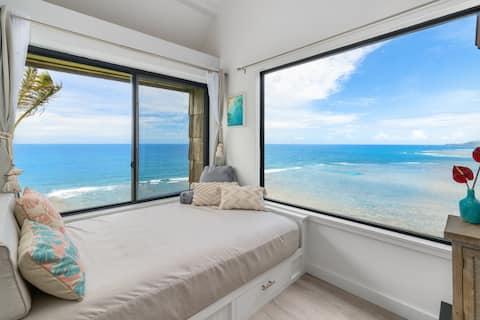 Sea and Sky Kauai, an Oceanfront Penthouse