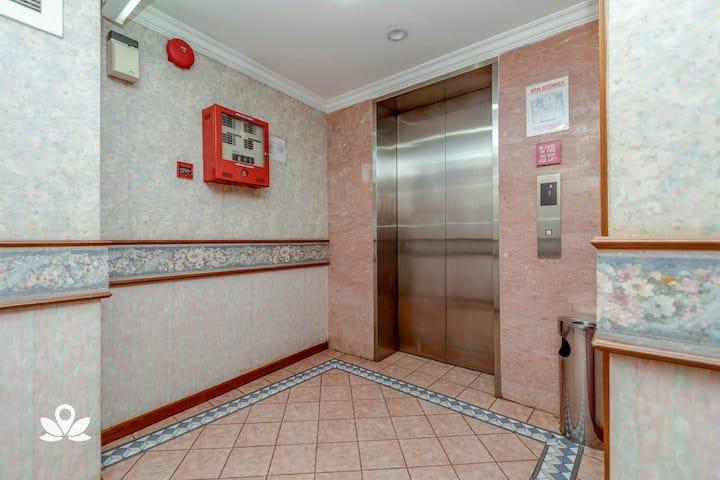 Premium Room at Diamond Hotel