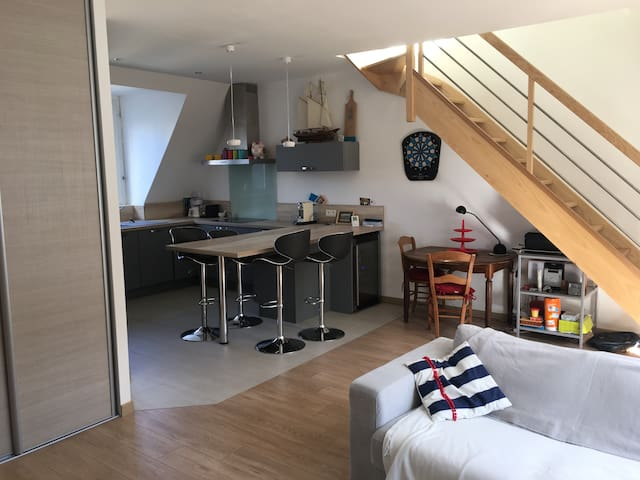 Appartement à Solidor