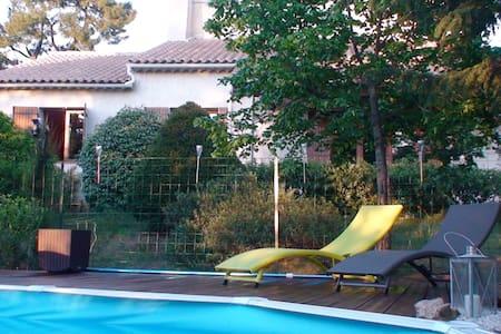 Grande villa en Provence Ventoux - Bédoin - Villa