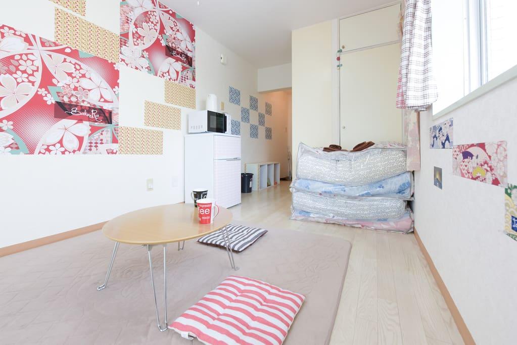 Japanese cute room