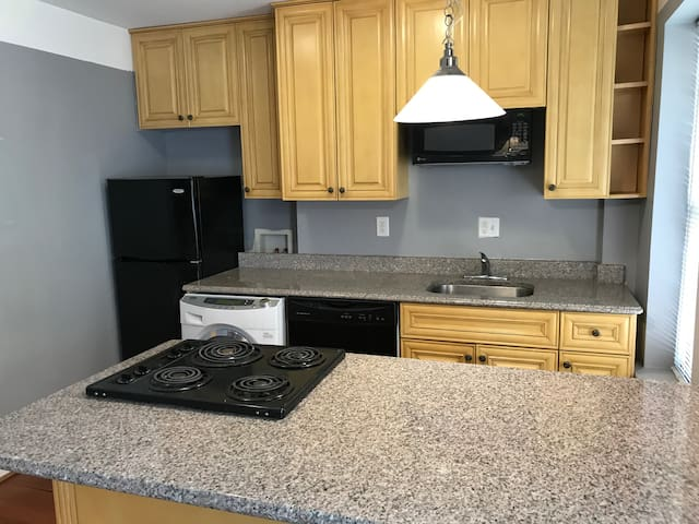 Spacious Dupont Circle & Downtown 1 Bed - Washington - Flat