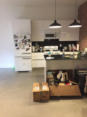 New Contemporary Loft in Downtown Jersey City! - Jersey City - Loft