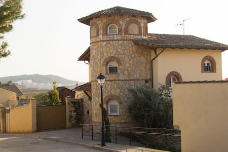 Torre  Carmen.  10' a pie de la Plaza y Catedral