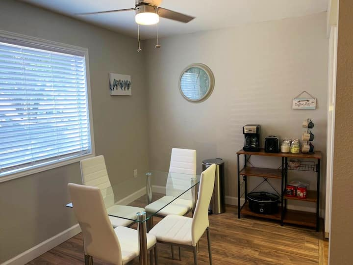 """""""The Quiet Professional""""  Newly Remodeled & Clean!"""