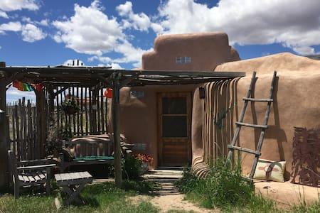 Sunny Earthship - El Prado