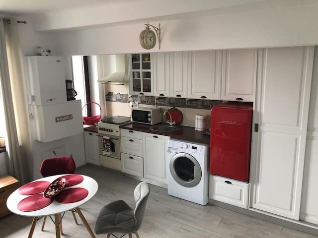 Vintage Apartment Suceava