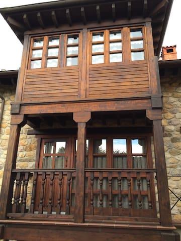Preciosa casa rústica en Asturias - Sevares - 一軒家