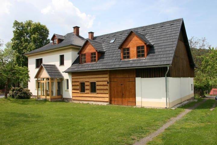 Holiday House Malá Skála - 3 bedrooms apartment