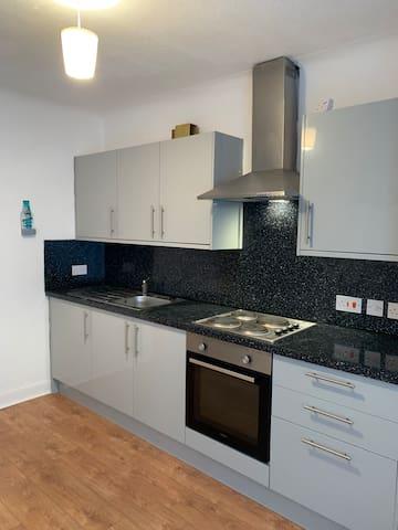 Decent & spacious flat