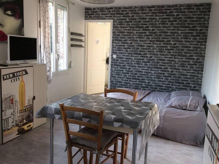 Maisonnette individuelle de 25 m2.