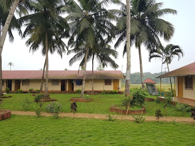 Goa Bliss,  Near Majorda Beach, Goa (1)