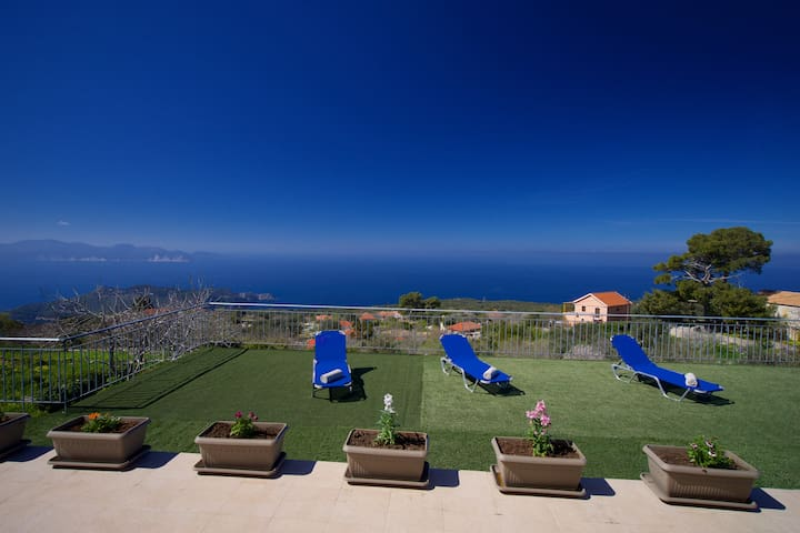 BRAND NEW: Assos Panoramic Sea View Villa