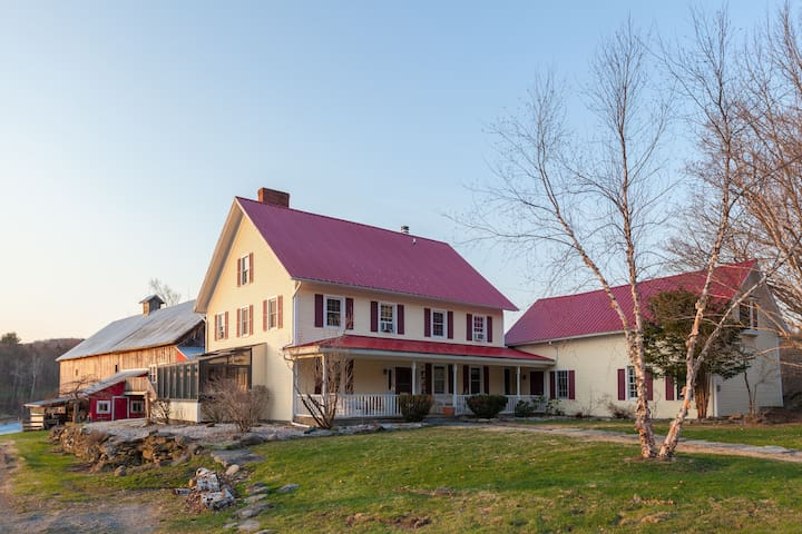 A Vermont Country Inn  -  Suite