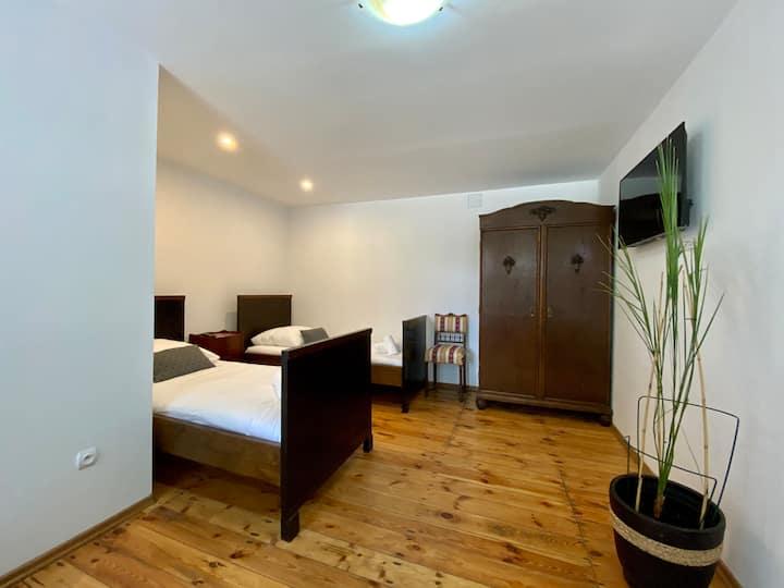 Zamek Bożejów - Apartament zamkowy z kuchnią15