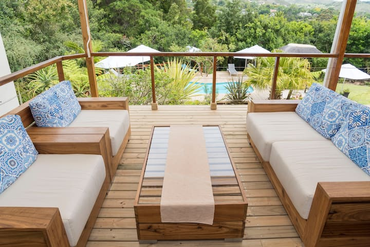 New! Relaxing pur @Armadillo Main House