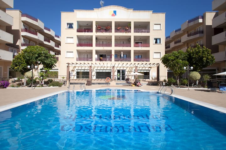 Great Apartment On The Cabo Roig Strip.