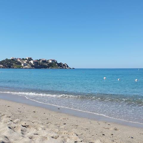 seaside holiday home
