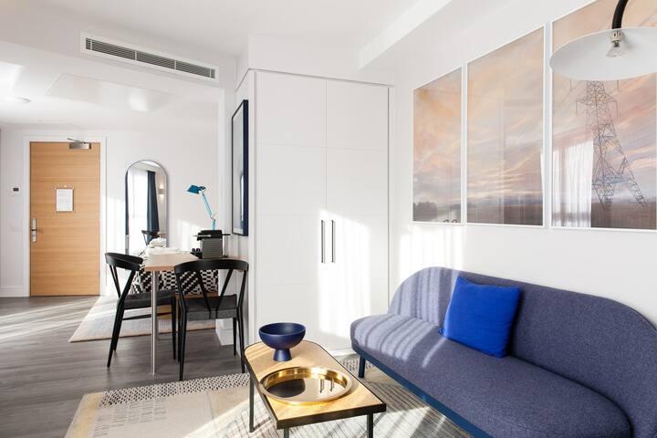 New Studio Apartment- Tower Bridge