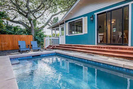 Sleeping Giant Cottage with Plunge Pool  TNVC 1244