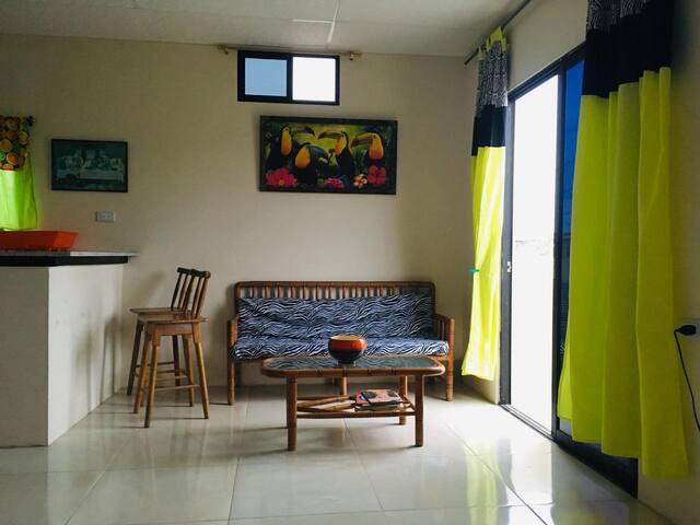 Departamento en centro de Santa Elena