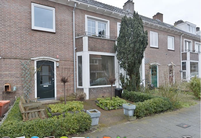 Family house in a suburb of Amsterdam - Diemen - House
