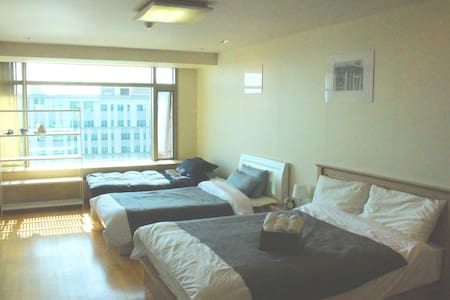 #(Family studio)Very close to Incheon airport - Jung-gu - Haus