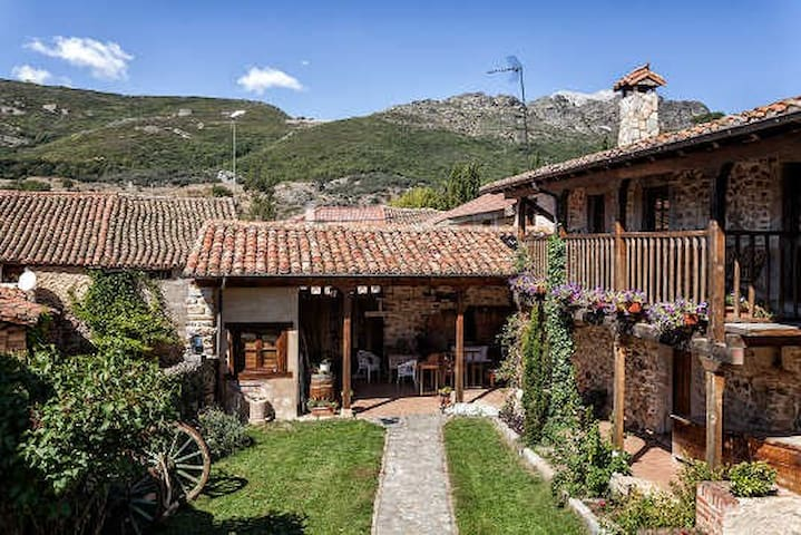 La Casa de la Maestra, nobleza, armonia, confort - Valdepiélago - Apartment