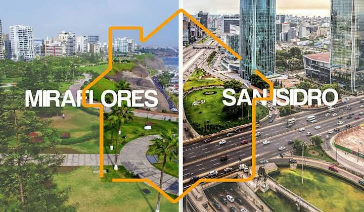 Céntrico,privado,pequeño y economico. San Isidro