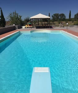 TUSCANY PARADISE VILLA WITH SW-POOL - Pastina