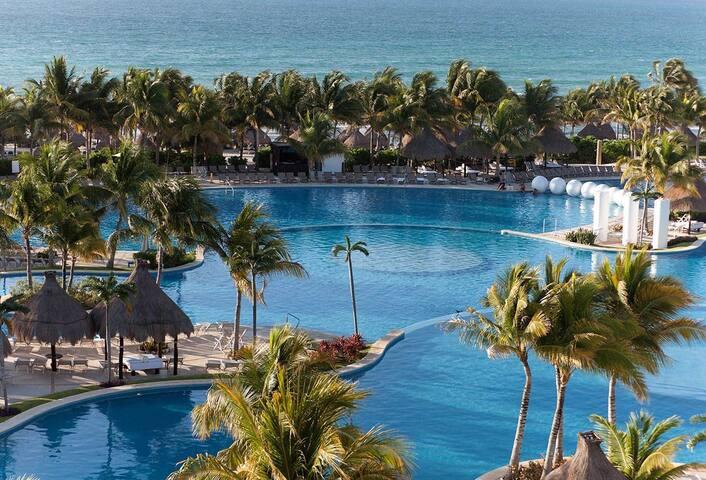 Resort Vidanta Riviera Maya, Mayan Palace