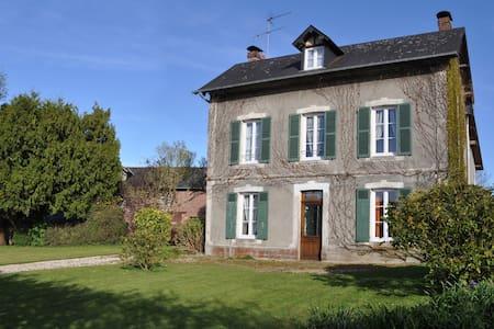 Gîte de charme - Le Clos Merieult - Tourville-en-Auge