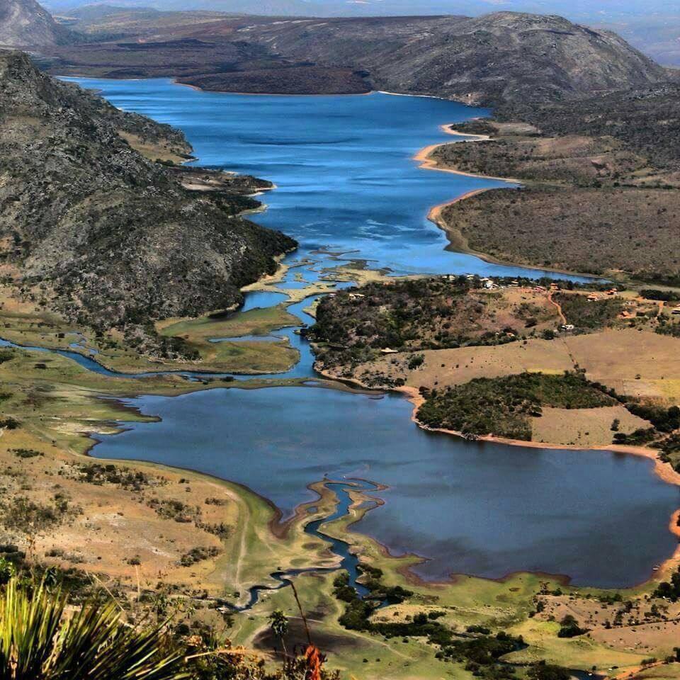 Lagoa e Represa da Lapinha da Serra