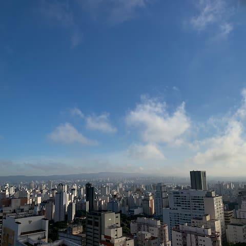 Quality Bela Cintra ★★★★, Próximo à Av. Paulista!