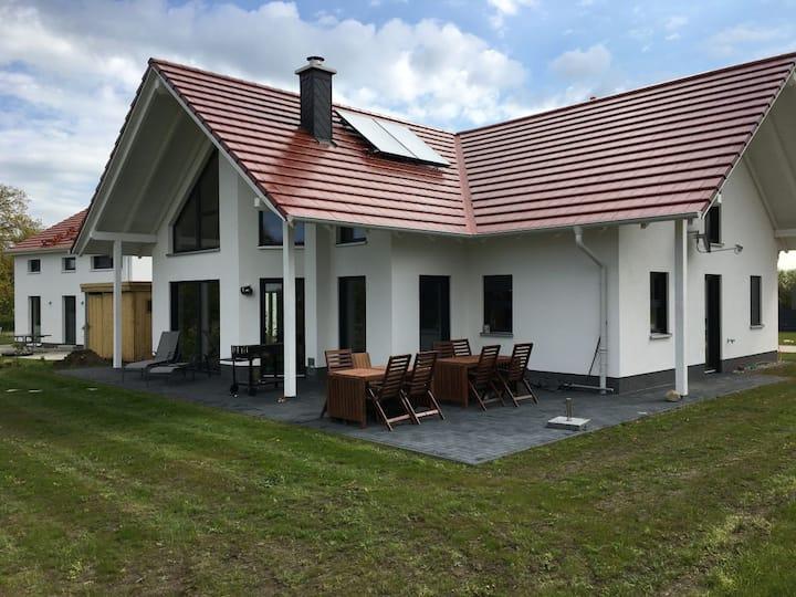 Villa Mondlicht - 8 Personen - Sehnsucht Rügen