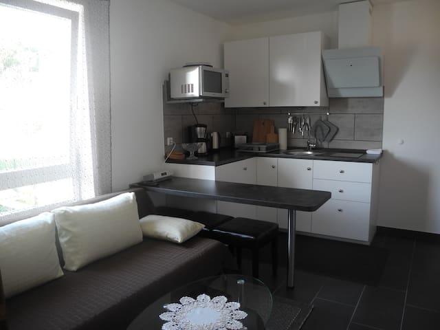 Ferienwohnung in Weißensberg bei Lindau/Bodensee - Weißensberg - Appartement