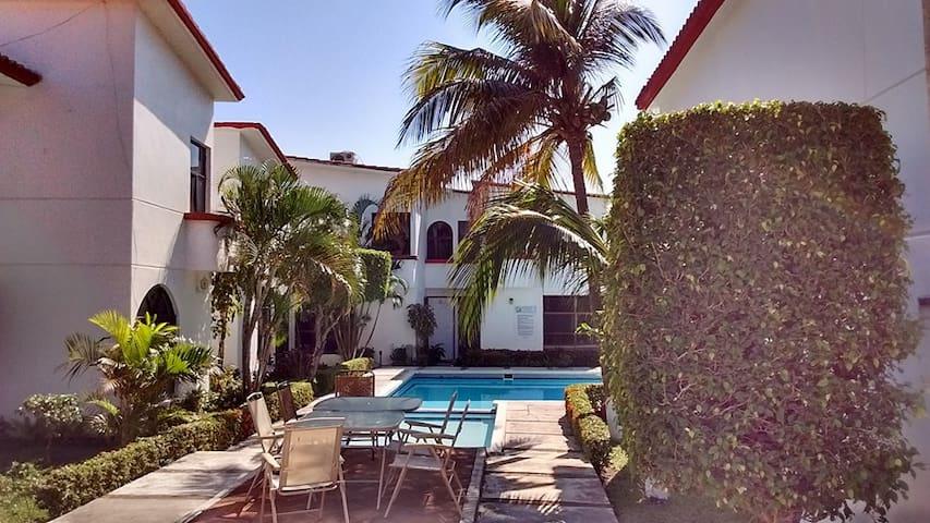Oferta semana de pascua!!! Adorable Casa c/Alberca - Boca del Río - Casa de campo