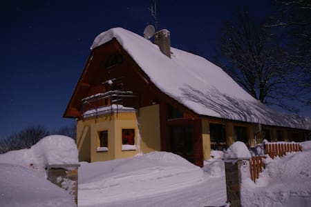 Apartmán Andělská - Pernink - Hus