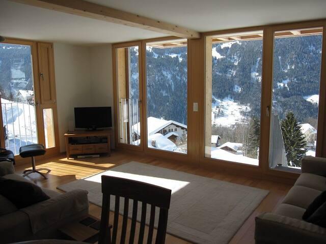 Chalet Roossi - Lauterbrunnen - Apartment