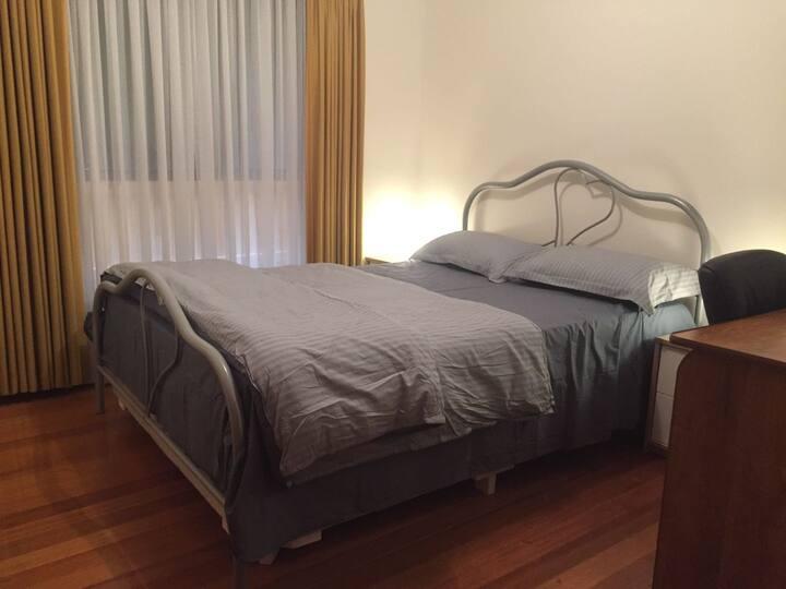 别墅内独立房间(A3)Private room in the villa (A3)